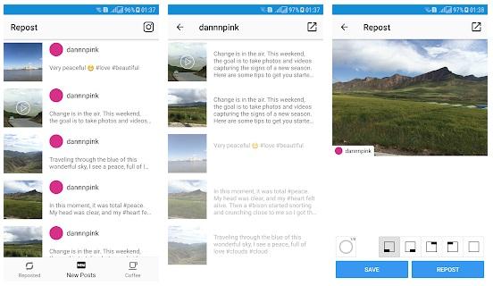 Cara Repost Foto Di Instagram Dengan Mudah Terbukti Berhasil