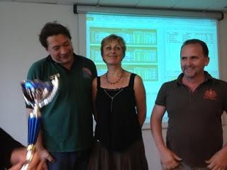 Championnat de France Interclubs de Scrabble Classique (22 juin 2013): Montpellier détrône Montrouge
