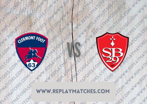 Clermont vs Brest Highlights 19 September 2021
