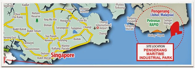 Kra canal project in thailand