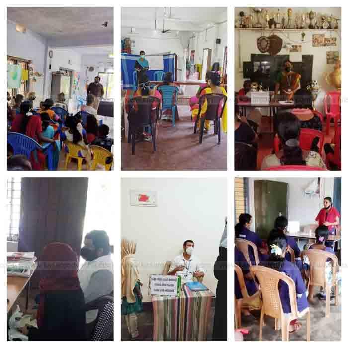 Kasaragod, Kerala, News, Legal Services Authority provided awareness classes.