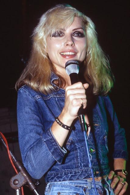 Blondie Debbie Harry