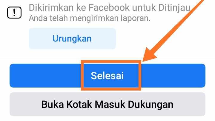 Cara menonaktifkan akun Facebook yang di hack orang