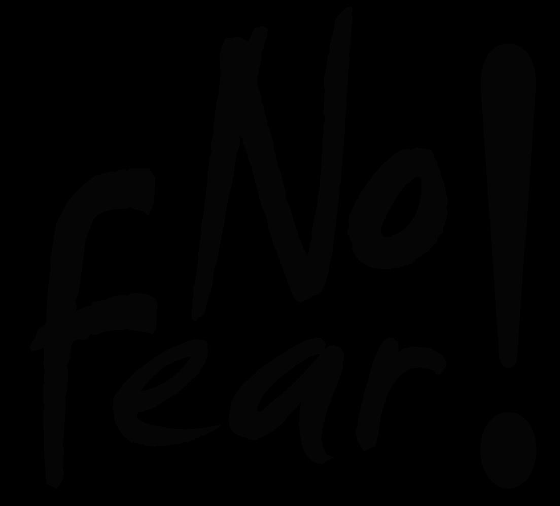 No Fear Clip Art Gallery