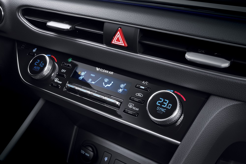 Hyundai develops air-conditioning technologies to maintain clean air in vehicles