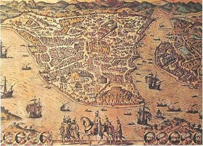 Pendirian Konstantinopel - berbagaireviews.com