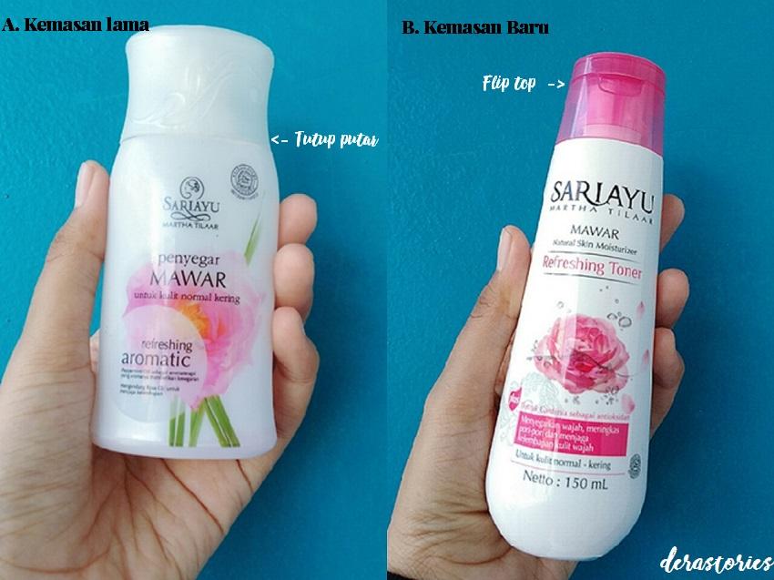 Sariayu Bedak Jerawat Plus Refreshing Aromatic Di Indomaret