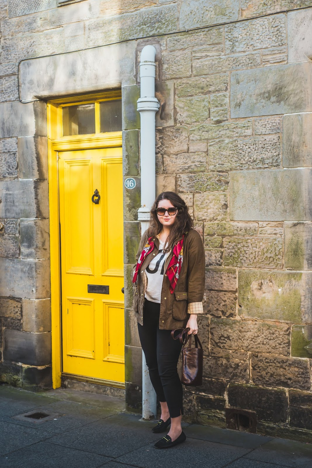 doors of st andrews liquid grain liquidgrain preppy scotland blogger