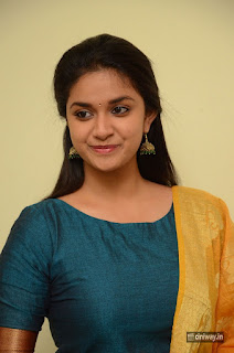 Keerthi Suresh Stills at Nenu Local Movie Opening