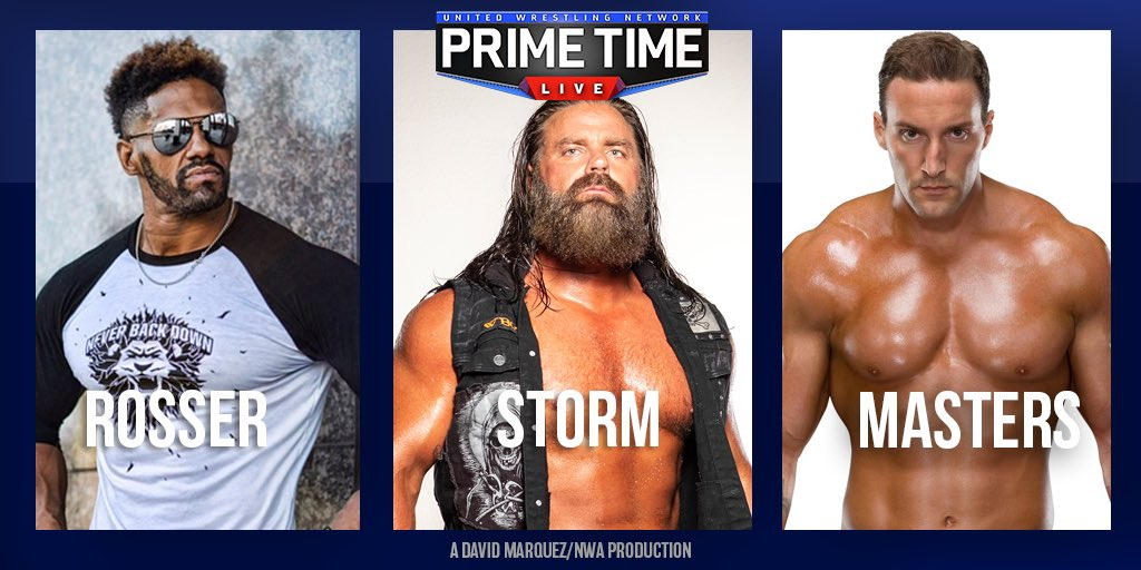 Cobertura: UWN Prime Time Live (13/10/2020) – Campeão invicto!