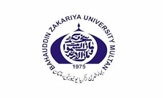www.bzu.edu.pk - BZU Bahauddin Zakariya University Jobs 2021 in Pakistan