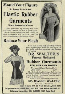 Dr. Jeanne Walter Elastic Rubber Garments