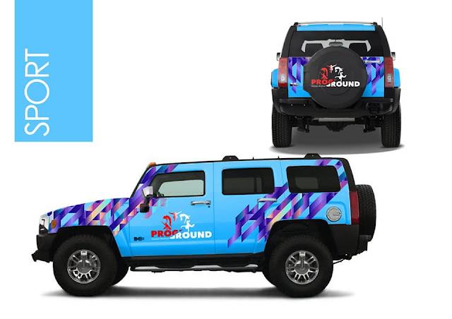 Promotion and Branding Vehicle iklan di mobil dari inexpo design