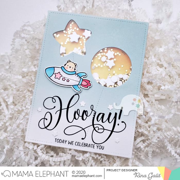 mama elephant | design blog: INTRODUCING: Little Agenda Spaceship ...