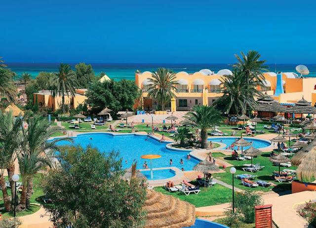 السياحة في مدينة جربة التونسية