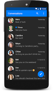 chomp SMS Pro Apk v8.21 build 9082101 [Pro] [Latest]