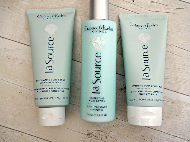 Crabtree & Evelyn La Source Collection