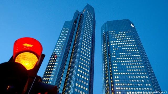 Το ιστορικό σκανδάλων της Deutsche Bank