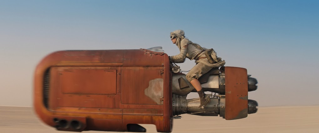 Watch the first trailer for 'Star Wars: The Force Awakens ...