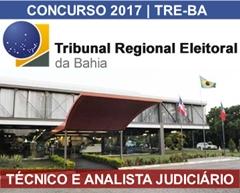 Apostila Tribunal Regional Eleitoral da Bahia 2017