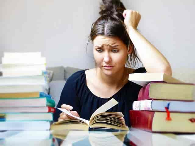 how to deal stress during exam preparations