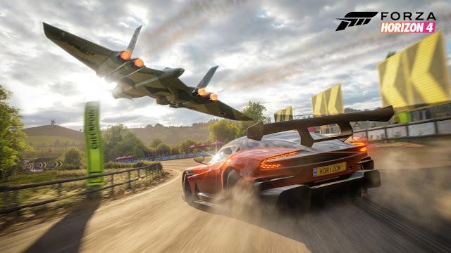 2018 Forza Horizon 4 PC Game Review and Analysis