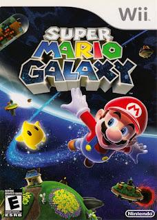 Super Mario Galaxy (BR) [ Wii ]