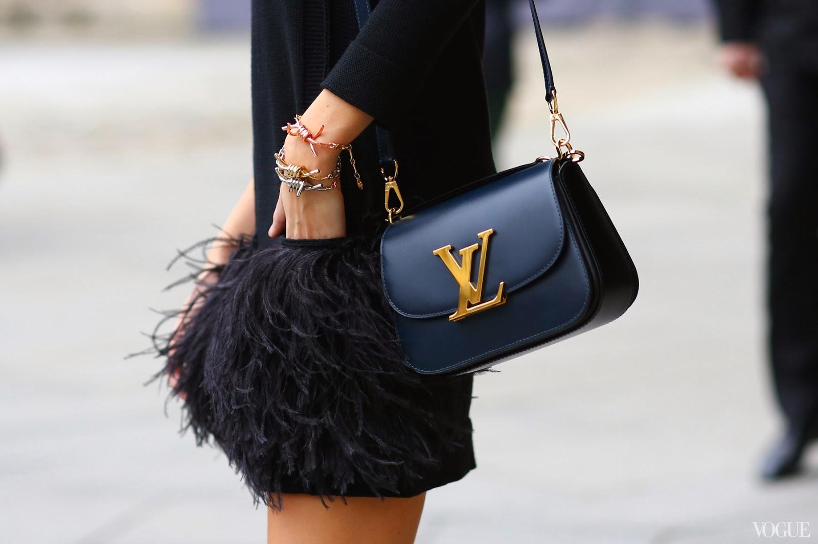 Louis Vuitton Vivienne - The Handbag Concept