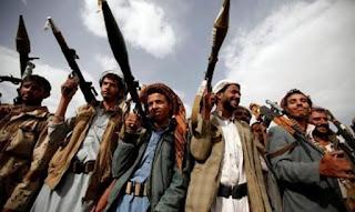 Pemimpin Syi'ah Houtsi Sesumbar Rudal Mereka dapat Mencapai Target Strategis Saudi dan UEA