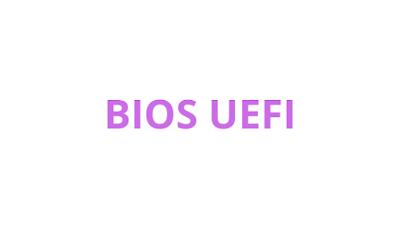 Cara masuk ke sistem bios ATAU UEFI pada windows xp, 7, 8, 8.1, 10 dan linux