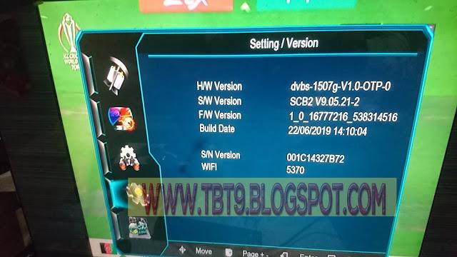 NEWSAT 02+ HD RECEIVER POWERVU TEN SPORTS OK NEW SOFTWARE