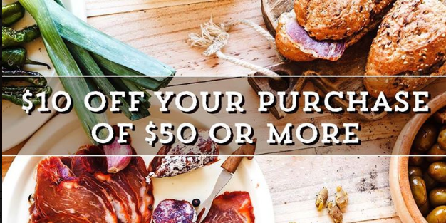 HOT 10 Off Central Market Coupon Available