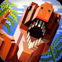 Jurassic Pixel Craft: dino age Mod Apk