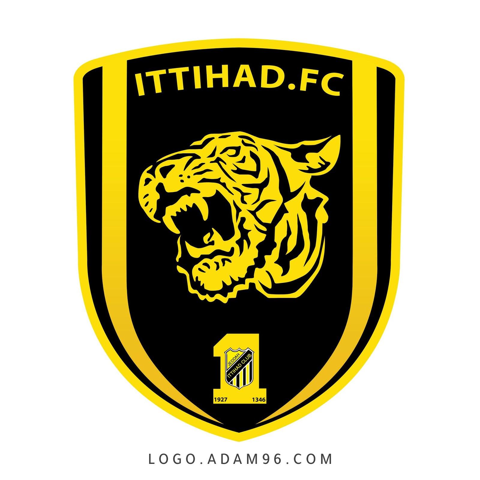 تحميل شعار الاتحاد السعودي - Ittihad Png Logo