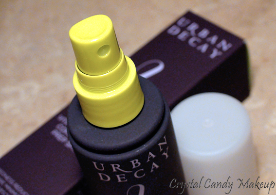 Vitamin-Infused Complexion Prep Spray B6 d'Urban Decay - Review