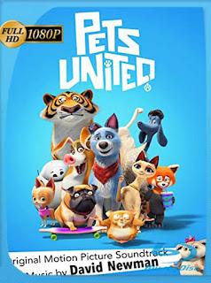 Mascotas unidas (Pets United) (2020) HD [1080p] Latino [GoogleDrive] SilvestreHD
