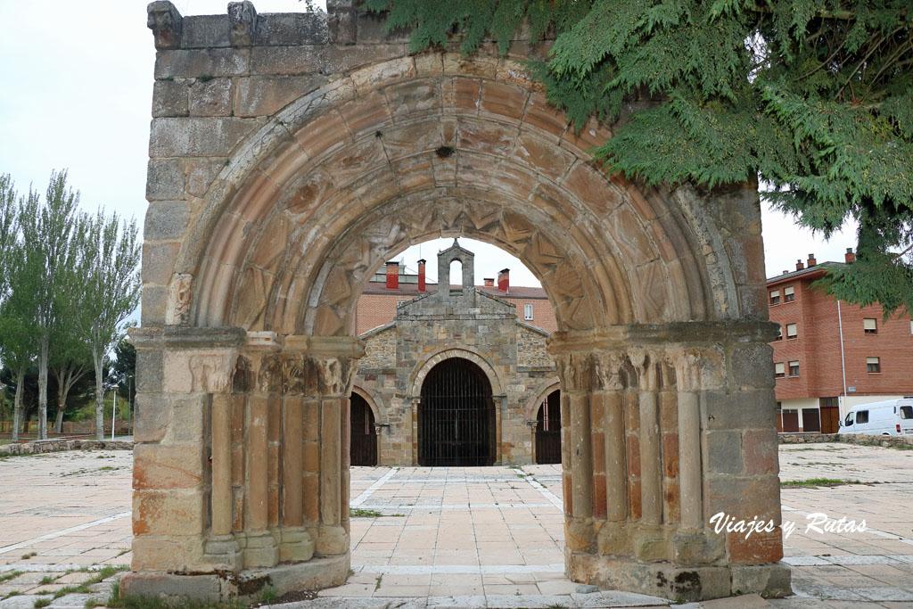 Iglesia de San Andrés. Aguilar de Campoo