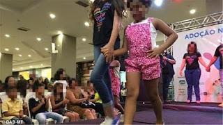 Στη Βραζιλία έκαναν καλλιστεία ορφανών παιδιών προς υιοθεσία – Θύελλα αντιδράσεων