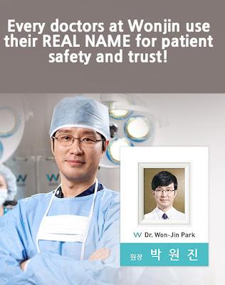 Dokter-dokter di Wonjin adalah dokter terpercaya