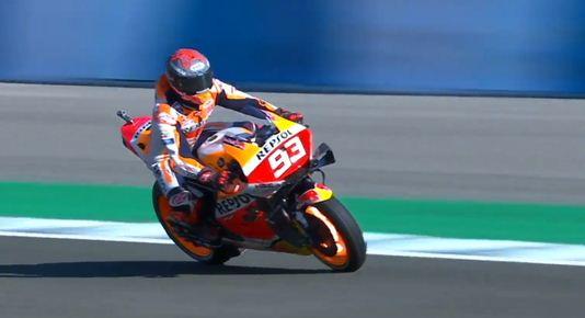 Marquez Akui MotoGP 2020 Lebih Menarik Tanpa Dirinya