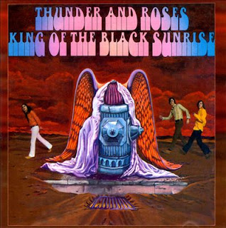 Thunder And Roses - King Of The Black Sunrise