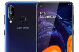 Tutorial Flashing Update Samsung Galaxy A60 SM-A606Y Via Odin