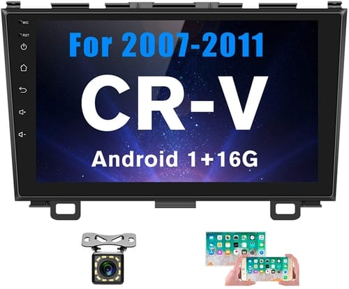 Hikity Android Car Stereo Double Din for Honda CRV