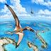 Descubren una nueva especie de Pterosaurio en el Líbano
