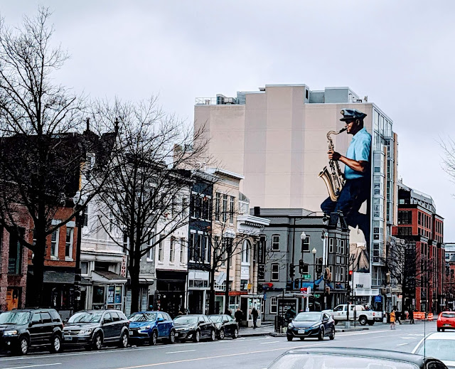 Buck Hill mural