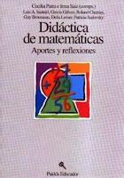 DIDACTICA DE MATEMATICAS