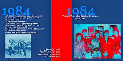 1984 - Thames Television Studios Demo Tape