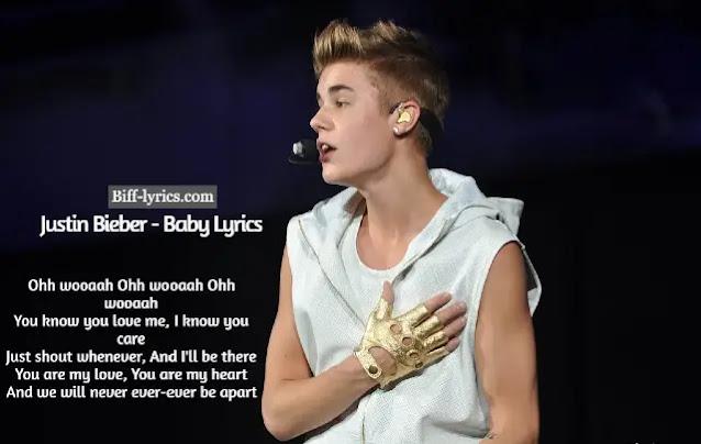 Justin Bieber - Baby Song Lyrics Downlod