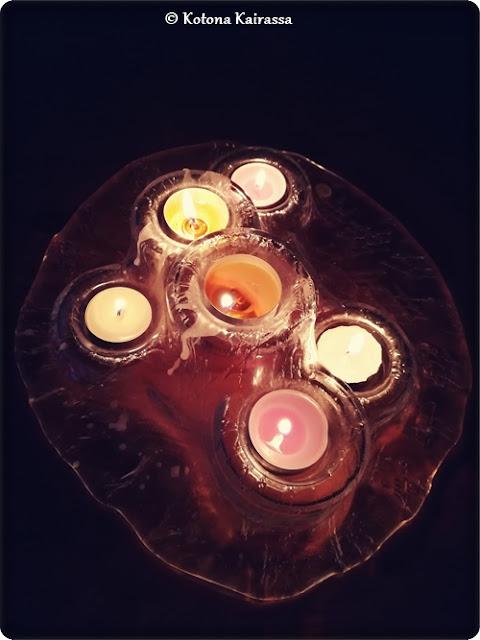 Kuusi kynttilää