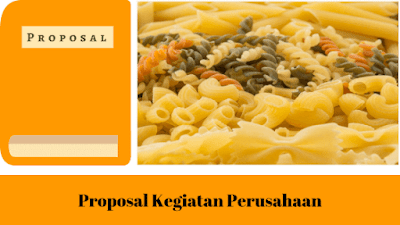 Pdf Contoh Proposal Usaha Makanan Ringan Makaroni Tulisan Proposal